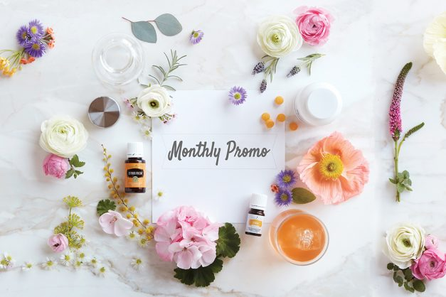 Young Living May Promo